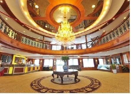 3年成都出发重庆长江三峡四日豪华五星油轮世