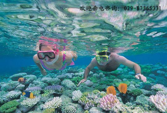 西安到普吉岛旅游优惠(斯米兰群岛/仙境礁/攀牙湾/)