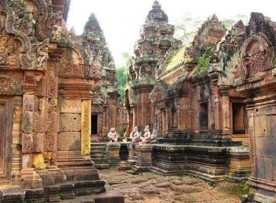 2013年成都出发柬埔寨吴哥的v攻略攻略5日游-剑与深度49完美家园图片