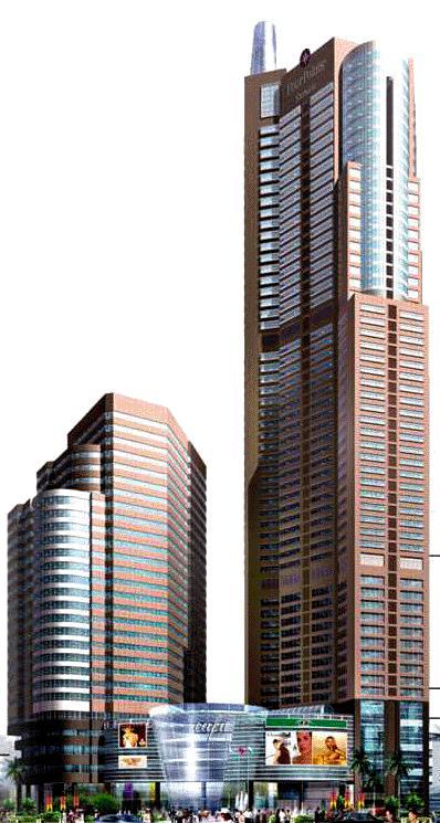 深圳中世纪加福国际公寓