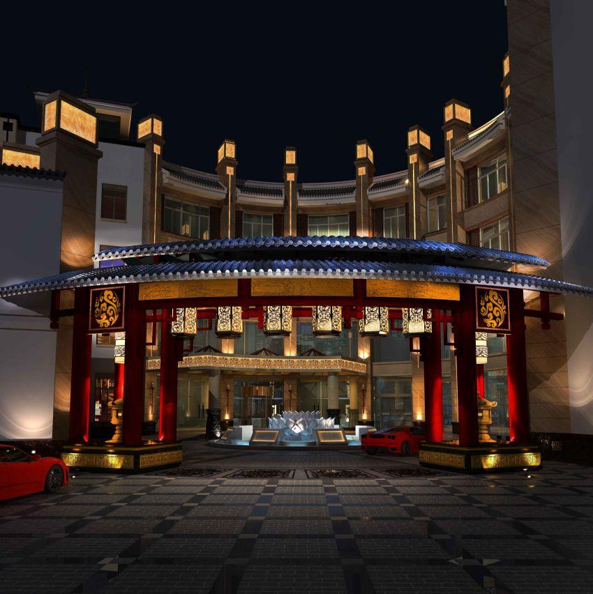 广西桂平市西山假日大酒店