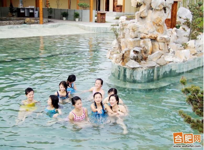 安徽香泉温泉度假村
