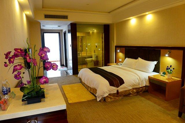 广州龙城高尔夫酒店
